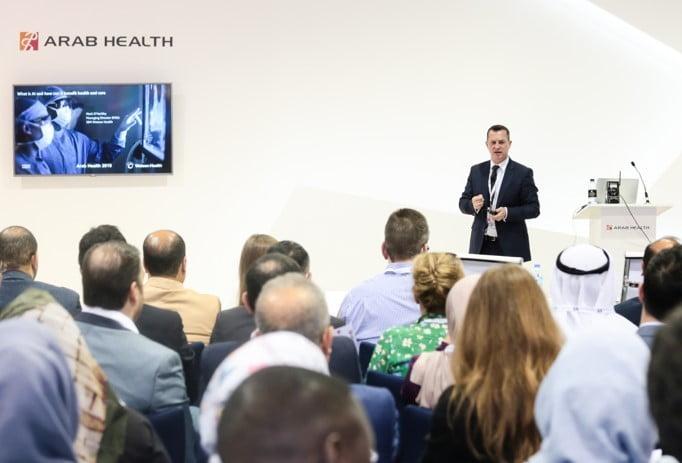 eSight will be exhibiting at Arab Health