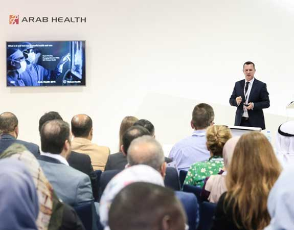 eSight will be exhibiting at Arab Health